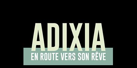 logo Adixia, en route vers son rêve