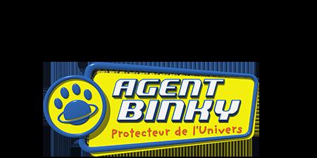logo Agent Binky