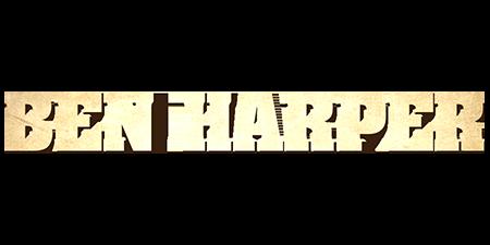logo Ben Harper