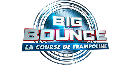 logo Big Bounce, la course de Trampoline