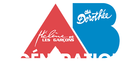 logo Dorothée, Hélène et les garçons : génération AB Productions !