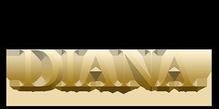 logo Diana : l'envers de la couronne