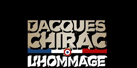 logo Jacques Chirac - L'hommage