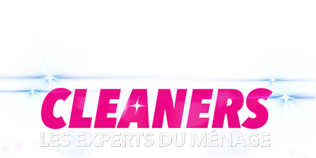 logo Cleaners, les experts du ménage