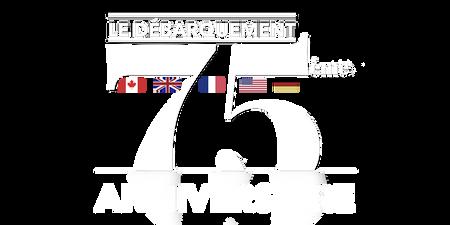 logo 6 JUIN 2019 - 75 ème anniversaire du débarquement