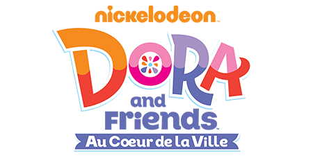 logo Dora and Friends