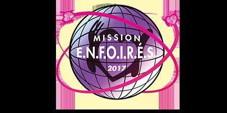 logo Les Enfoirés - Mission : ENFOIRÉS