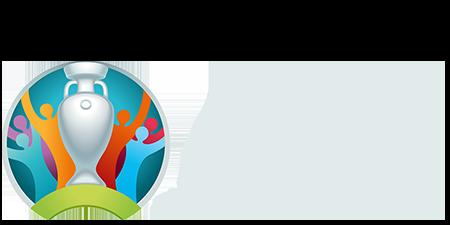 logo Euro 2020 de football