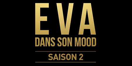 logo Eva, dans son mood