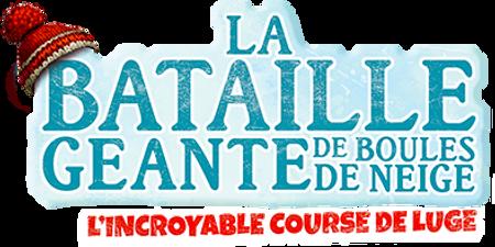 logo La Bataille Géante de Boules de Neige 2