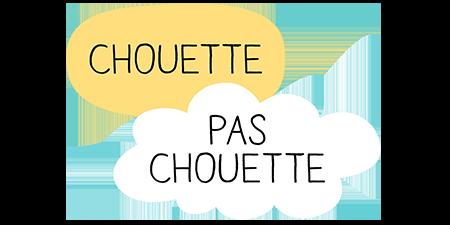 logo Chouette pas Chouette