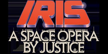 logo Justice : Iris, a space opera