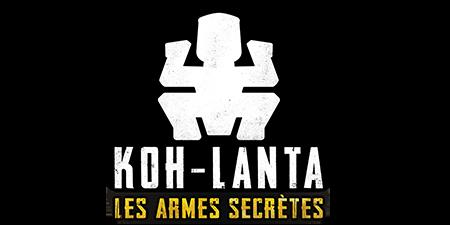 logo Koh-Lanta : Les Armes Secrètes