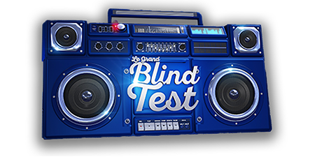 logo Le grand blind test