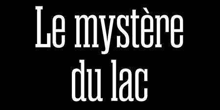 logo Le mystère du lac