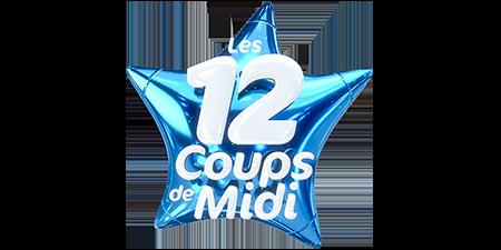 logo Les 12 Coups de Midi