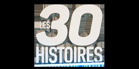 logo Les 30 Histoires