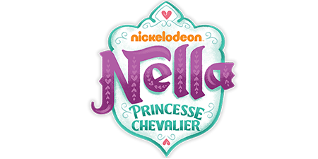 logo Nella Princesse chevalier