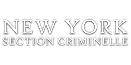 logo New York Section Criminelle
