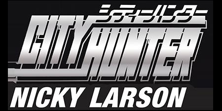 logo Nicky Larson