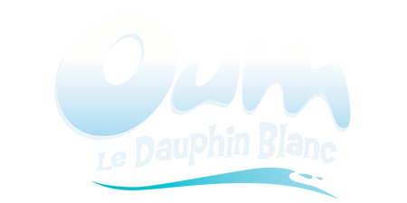 logo Oum le Dauphin Blanc