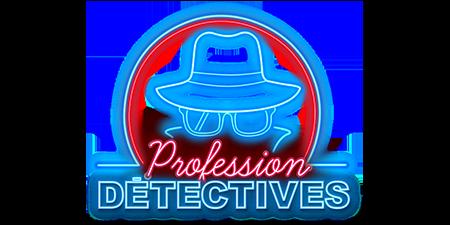 logo Profession Détectives