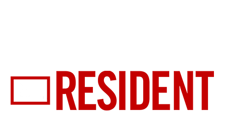 logo The Resident