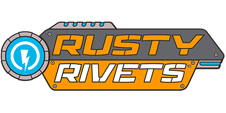 logo Rusty Rivets