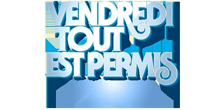 logo Vendredi, tout est permis avec Arthur