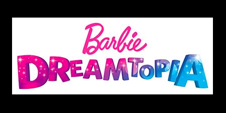 logo Barbie Dreamtopia