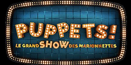 logo Puppets ! Le grand show des marionnettes !