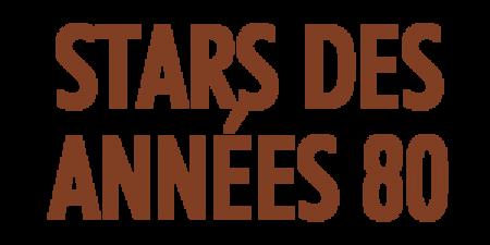 logo Stars 80, le concert