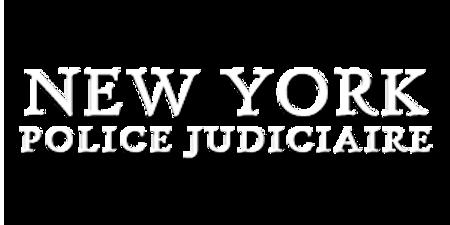 logo New York police judiciaire