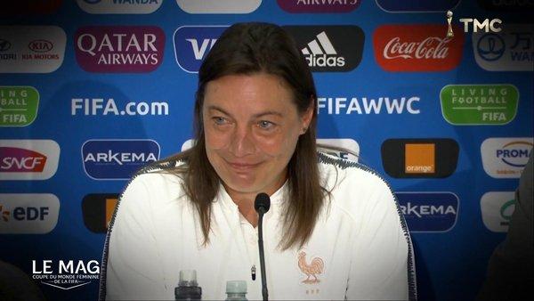 Coupe du Monde Féminine de la FIFA, France 2019 - La face cachée de Corinne Diacre