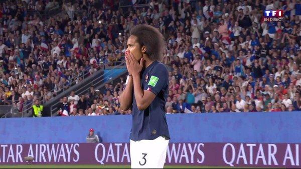 Coupe du Monde Féminine de la FIFA, France 2019 - Le penalty raté puis marqué de Renard, le tournant du match en vidéo / Nigeria - France