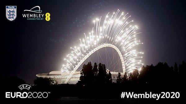 Euro 2020 - Finale à Wembley