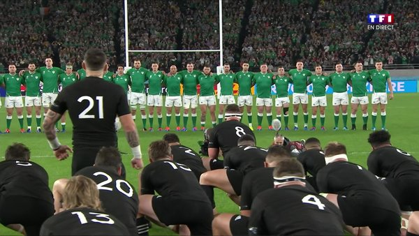 Nouvelle Zelande Irlande Voir Le Haka Des All Blacks En Video