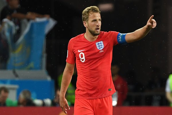 Harry Kane Tunisie Angleterre