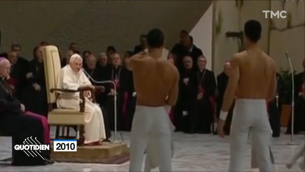 Le porno gay du Vatican que vous auriez tort d'oublier - Quotidien ...