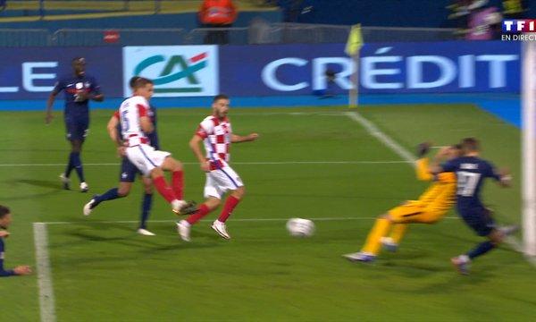 Croatie France 0 1 Voir L Extraordinaire Parade De Lloris En Video L Equipe De France Tf1