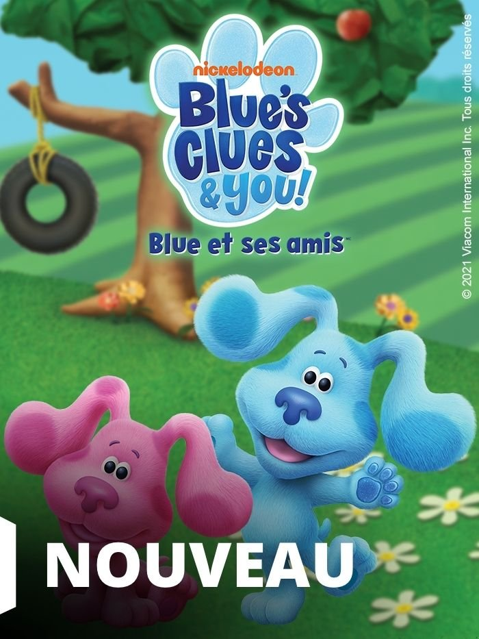 Blue's Clues & You ! : Blue et ses amis