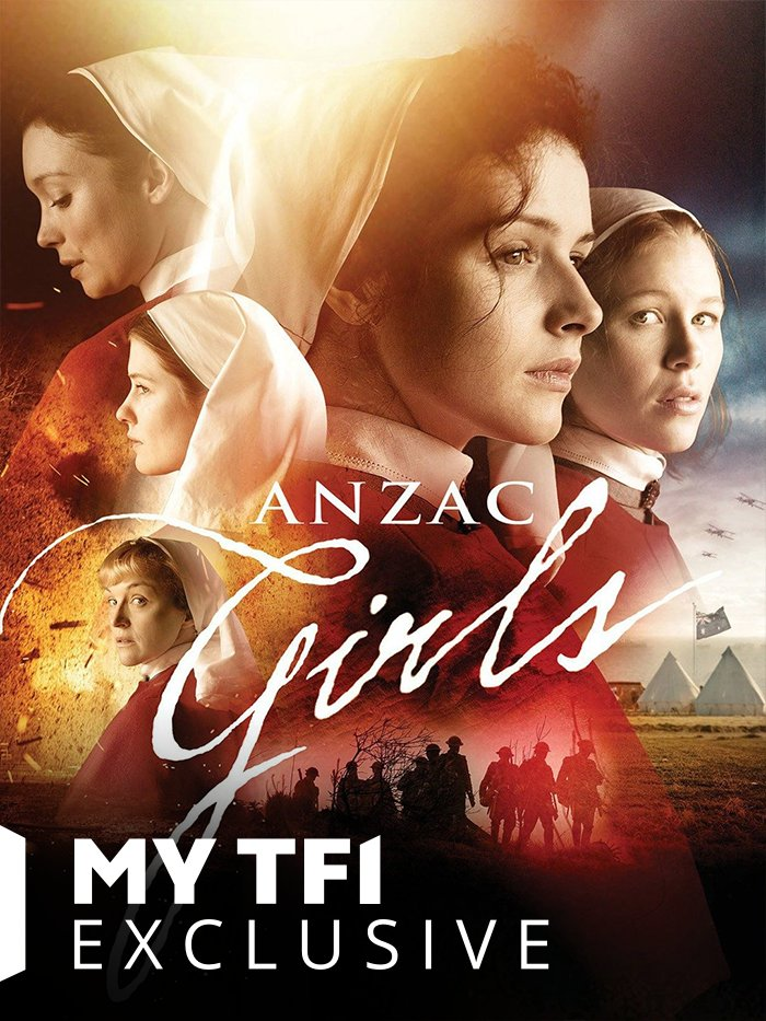 Anzac Girls, infirmières de guerre...
