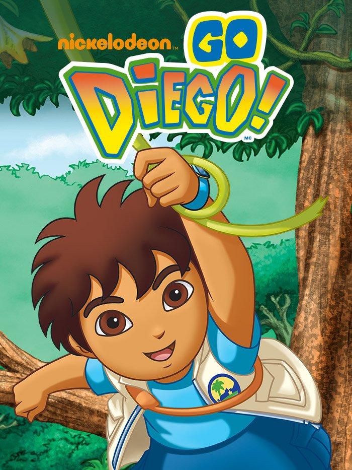 Go Diego !