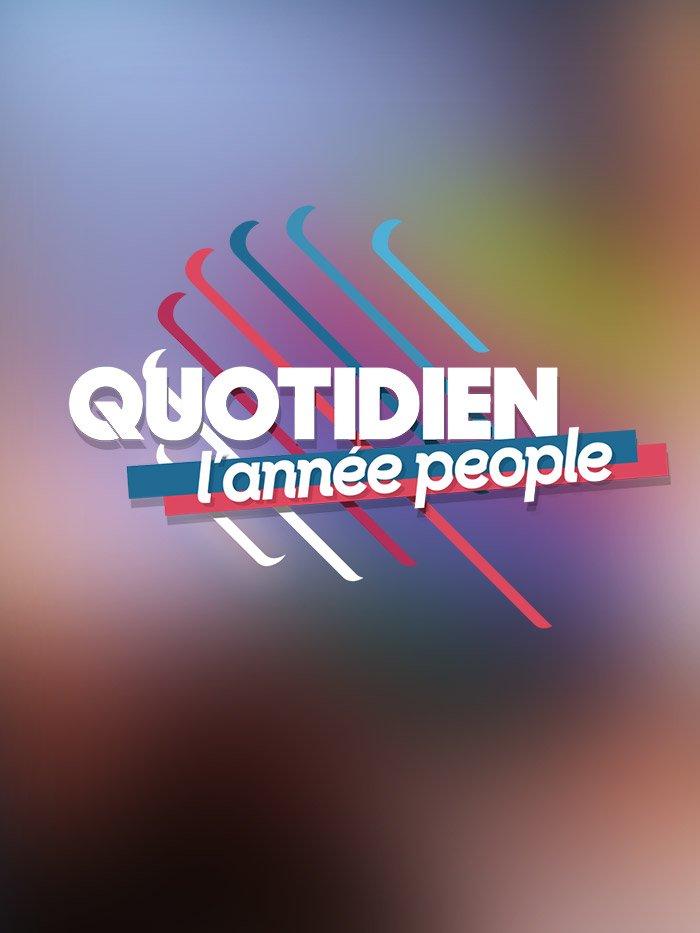 L'année people de Quotidien