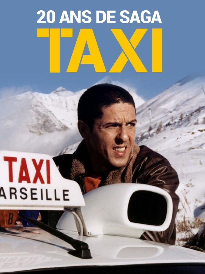 20 ans de la saga Taxi : le film qui fait exploser tous les compteurs