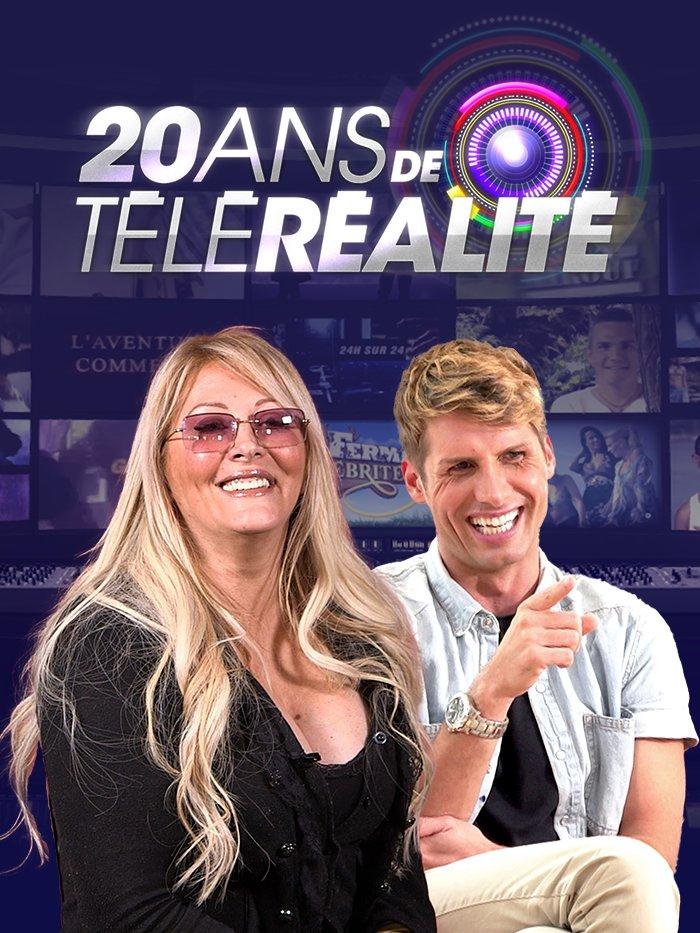 Les 20 ans de la téléréalité