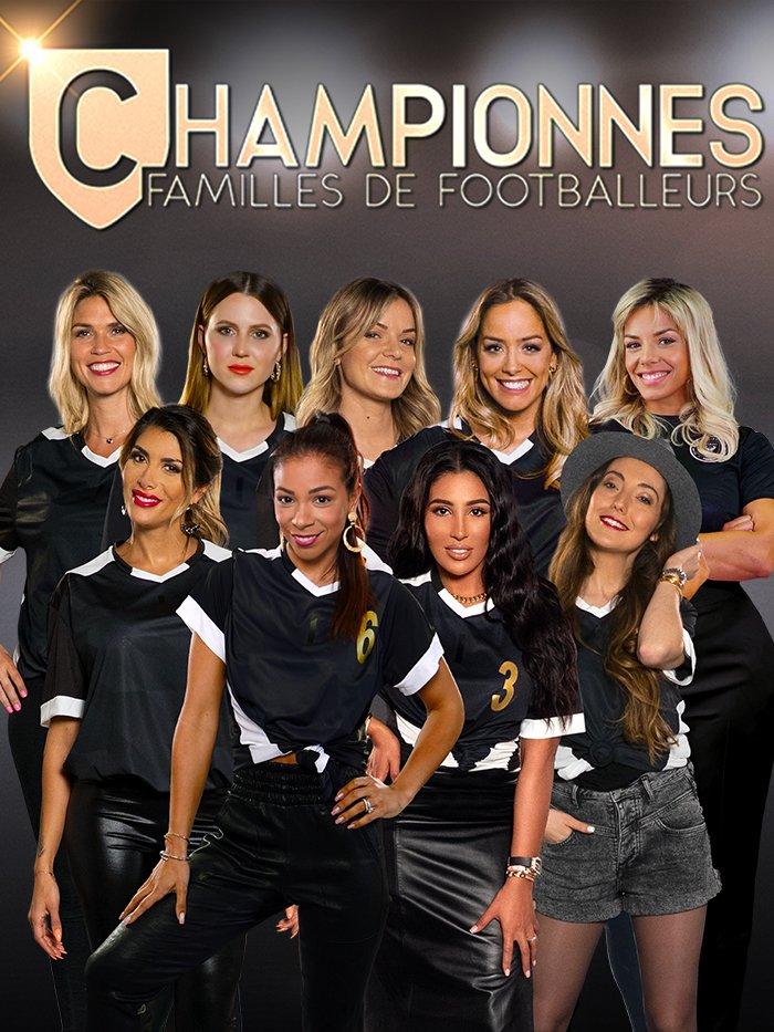 Championnes : Familles de Footballeurs