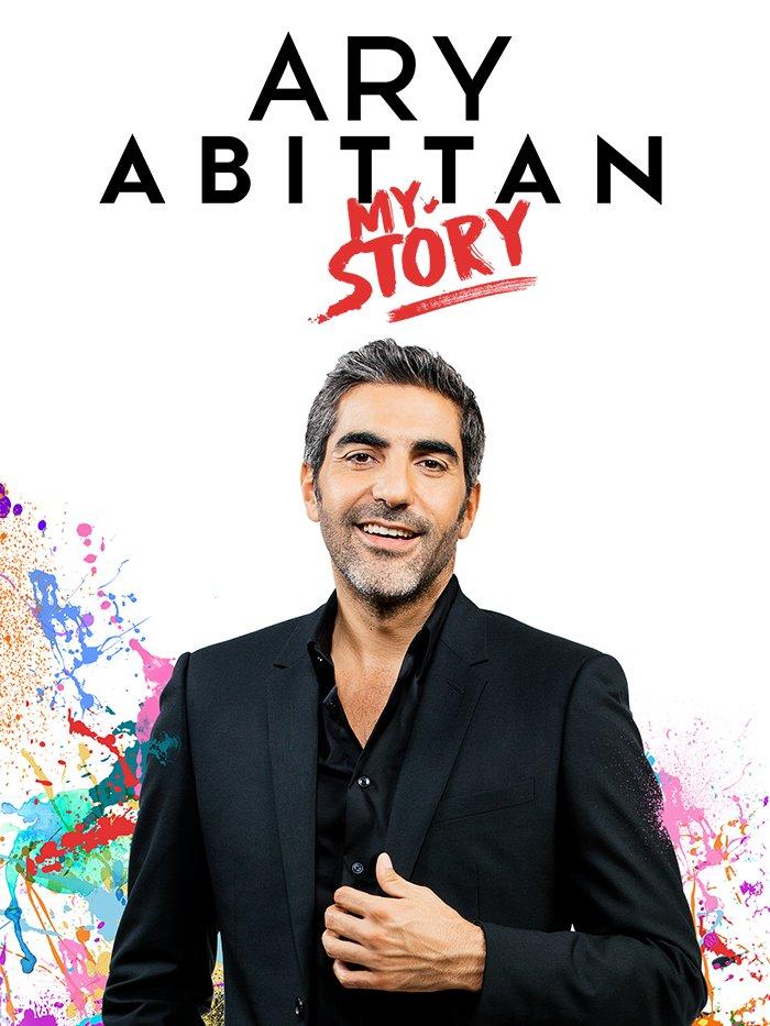 Ary Abittan : My Story, le spectacle événement