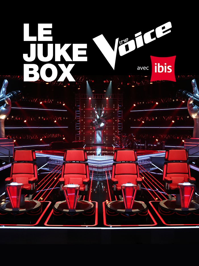 Le Juke-box de The Voice