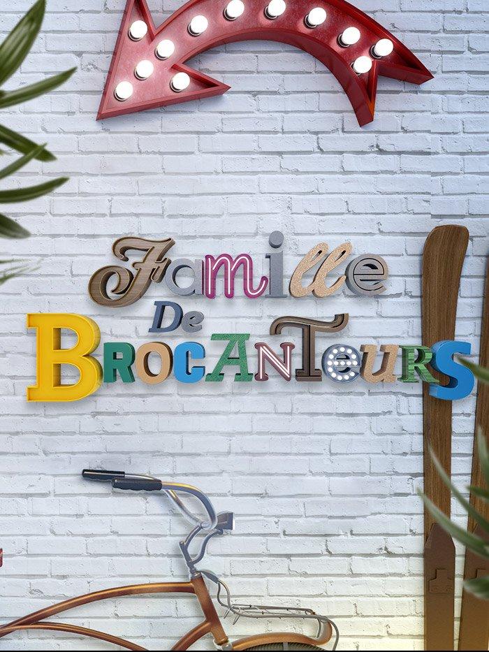 Famille de brocanteurs